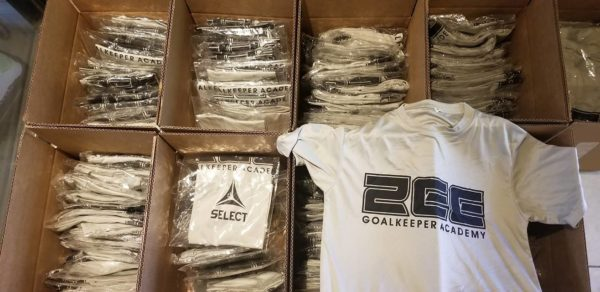 Zee Goalkeeper Academy T-Shirt